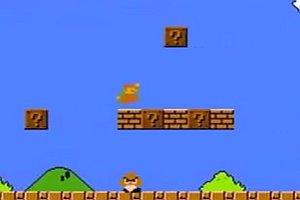 Super Mario mit den wenigsten Punkten