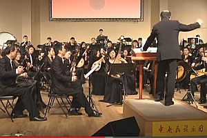 Chinesisches Orchester spielt Katy Perry - Roar
