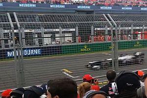Formel1-Motorengeräusche 2013 und 2014