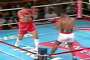 Mike Tyson als Street Fighter