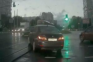 Auto aus dem Nichts