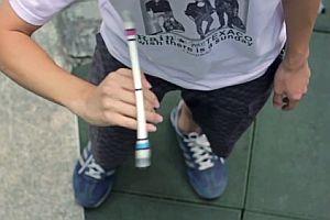 Stifte jonglieren