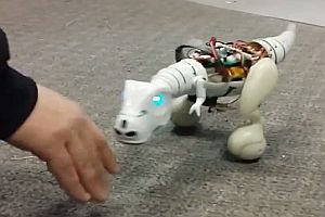 Dinosaurier-Roboter