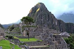 Road to Machu Picchu