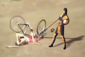Mortal Kombat Troller