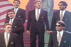 Deutscher WM-Song von 1994