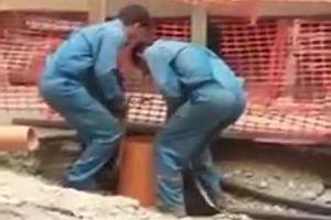 Rohrarbeiten in Rumänien