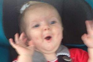 Baby freut sich über Katy Perry