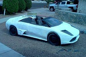 Lamborghini für Arme