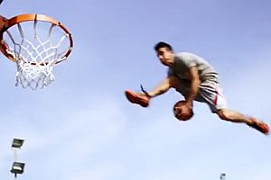 Best Basketball Freestyle Dunks