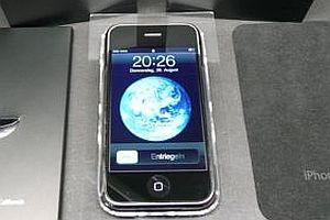 Ein iPhone der ersten Generation
