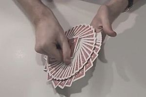 Kartenjongleur