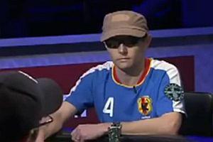 Pokerspieler denkt er hätte gewonnen