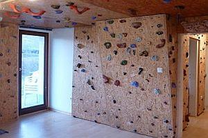 Kletterwand für zu Hause