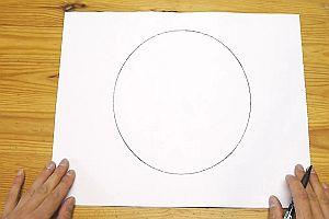 So malt man einen perfekten Kreis