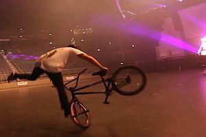 BMX Flatland mit Kevin Nikulski