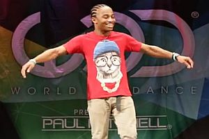 Fik-Shun auf World of Dance