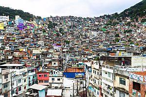 Zeitraffer von Rio de Janeiro in 10K