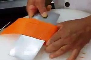 Karotten schneiden wie ein Profi