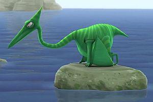 Dinosaurier: Schreckliche Eidechsen