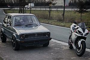 VW Golf 1 mit 1056 PS