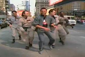 Ghostbusters von Ray Parker ohne Musik