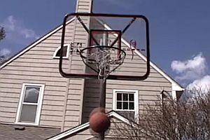 Unglaubliche Basketballtricks