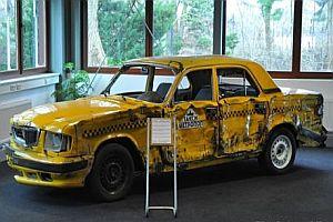 Auto aus Die Bourne Verschwörung