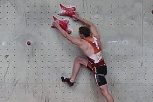 Weltrekord im Speedklettern