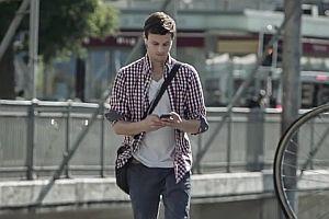 Zaubertrick mit dem Smartphone
