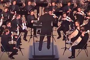 Ein Ein-Mann-Orchester