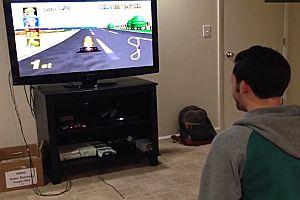 Mario Kart mit Live-Musik