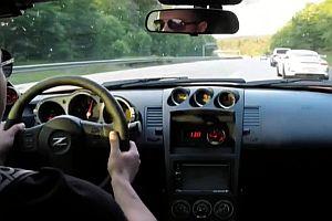 Nissan350Z gegen Porsche911