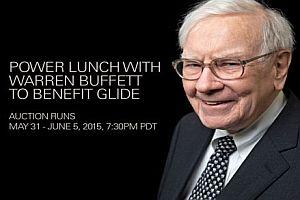 Mittagessen mit Warren Buffett