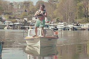 So dockt man ein Boot an