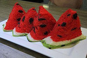 Wassermelonen-Brot