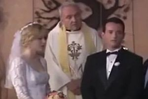 Hochzeitsrede eines Bräutigams