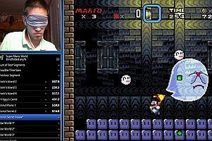Super Mario World blind durchspielen