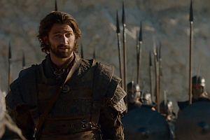 Vorsprechen für Game of Thrones