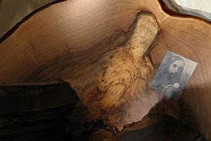Ein heiliges Stück Holz
