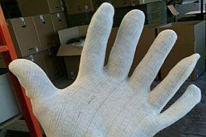 Handschuh mit 6 Fingern