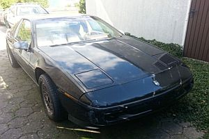 Pontiac Fiero SE ohne Garantien