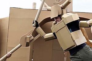 Boxwars - Kampf in Pappschachteln