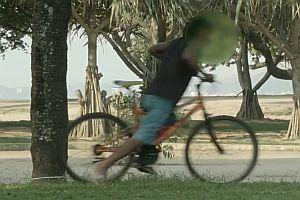 Fahrraddiebe ärgern