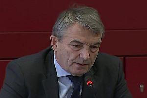 Pressekonferenz mit Wolfgang Niersbach