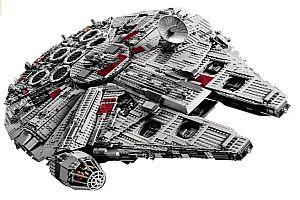 Teures Star Wars-Sondermodell von Lego