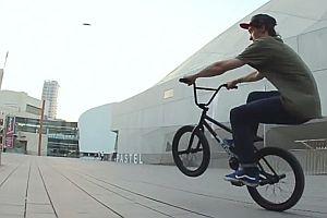 BMX Street mit Bruno Hoffmann