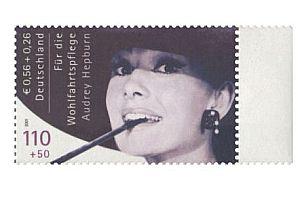 Seltene Briefmarke