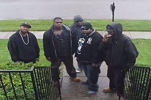 Wenn Gangster an der Tür klingeln