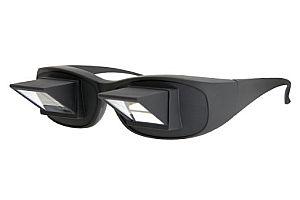 Brille für faule Menschen